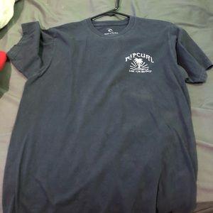Rip curl tee shirt